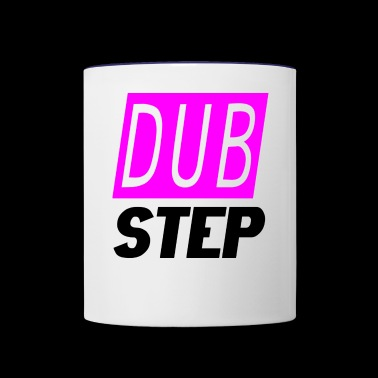 dub step - Contrast Coffee Mug
