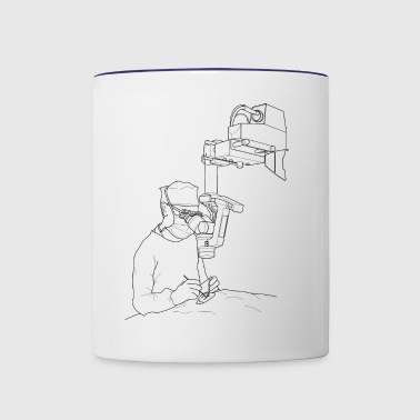 surgeon - Contrast Coffee Mug