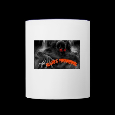 ALLAN'S PARANORMAL TEAM co. - Contrast Coffee Mug