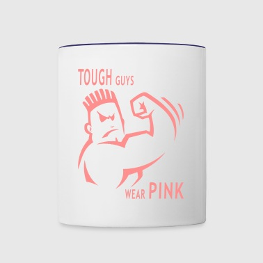 TOUGH GUY - Contrast Coffee Mug