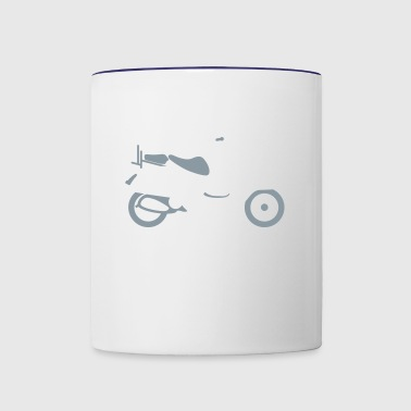 Scooter - Contrast Coffee Mug