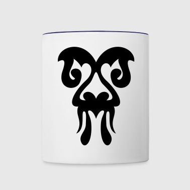 ORNAMENT - Contrast Coffee Mug