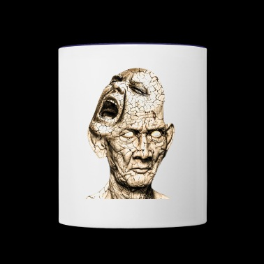 Mental - Contrast Coffee Mug