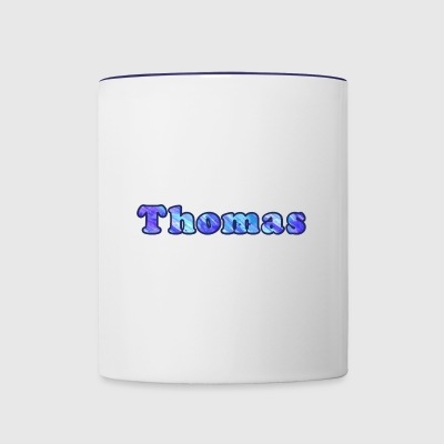 Thomas - Contrast Coffee Mug