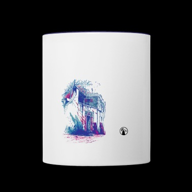 The Convent Gate - Contrast Coffee Mug