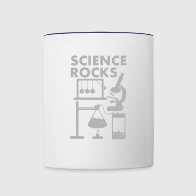 Science Rocks - Contrast Coffee Mug