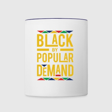 BLACK BY POPULAR DEMAND - Contrast Coffee Mug