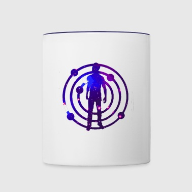 space - Contrast Coffee Mug