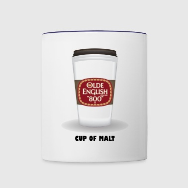 Cup of Malt - Contrast Coffee Mug