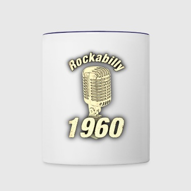 Rockabilly 1960 - Contrast Coffee Mug