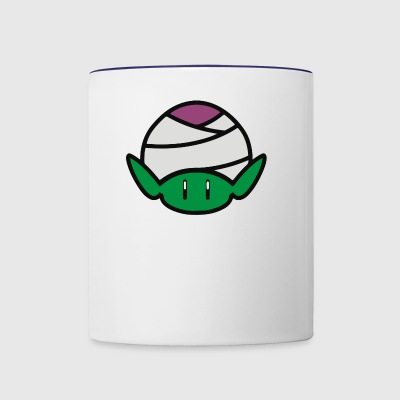 Piccolo Satan - Contrast Coffee Mug