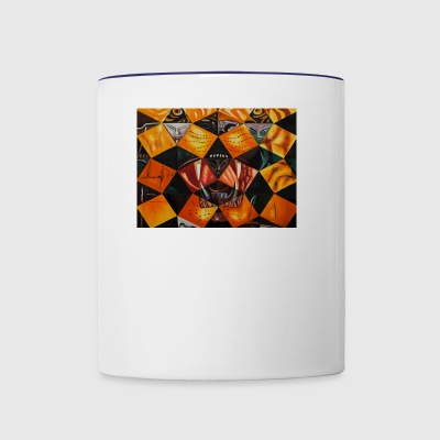 aRoyal Bengal - Contrast Coffee Mug