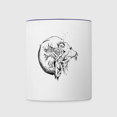 Still Alive - Contrast Coffee Mug