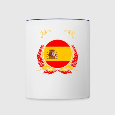 This Is Spain - Contrast Coffee Mug