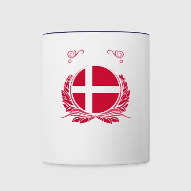This Is Denmark - Contrast Coffee Mug