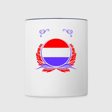 This Is Netherland - Contrast Coffee Mug