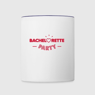 Bachelorette party - Contrast Coffee Mug