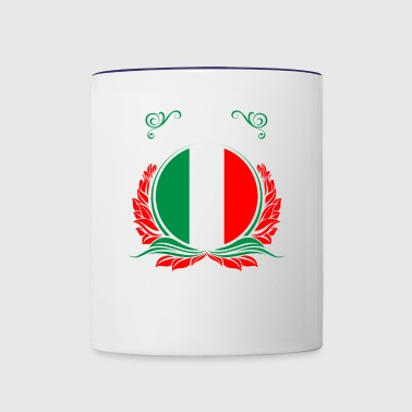 This Is Italy - Contrast Coffee Mug