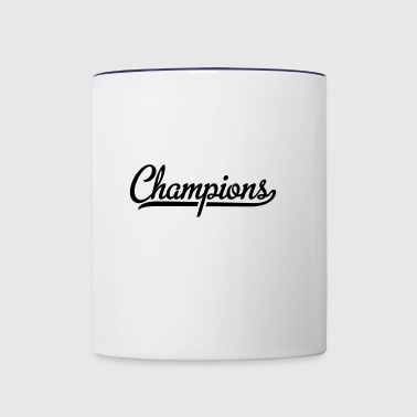 Champion - Contrast Coffee Mug