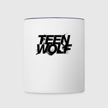 teen wolf - Contrast Coffee Mug