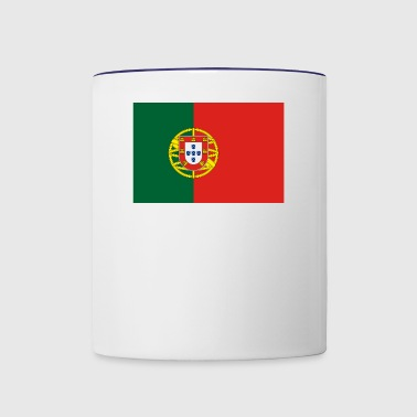 Portugal - Contrast Coffee Mug