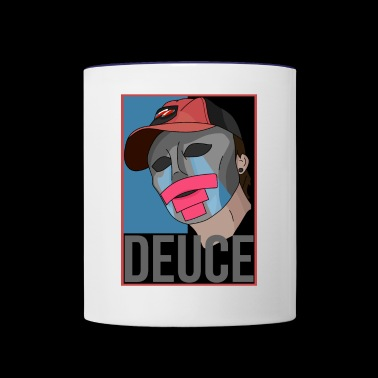 Deuce Hollywood - Contrast Coffee Mug