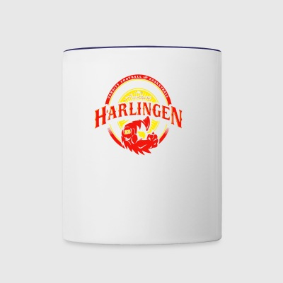 harlingen high - Contrast Coffee Mug