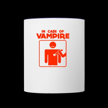 In Vampire - Contrast Coffee Mug