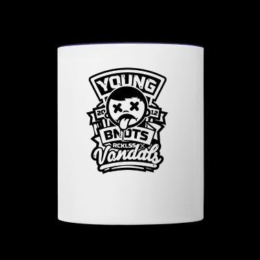 Young - Contrast Coffee Mug