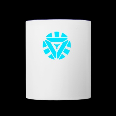 NEW SPECIAL Arc Reactor Glow In The Dark - Contrast Coffee Mug