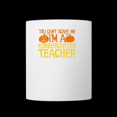 Kindergarten Teacher - Contrast Coffee Mug