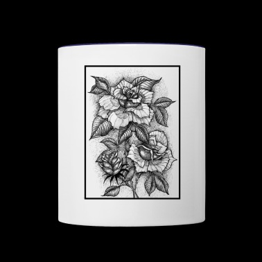 FLOWERING STAGES - Contrast Coffee Mug