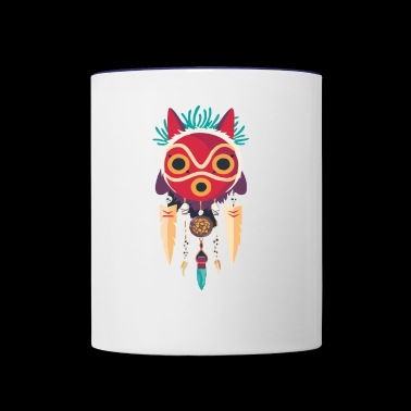 spirit - Contrast Coffee Mug
