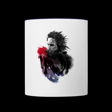 Luke Skywalker - Contrast Coffee Mug