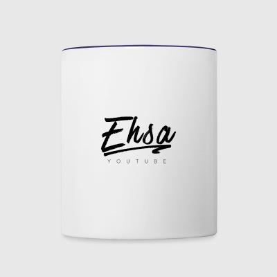 EHSA - Youtube - Contrast Coffee Mug
