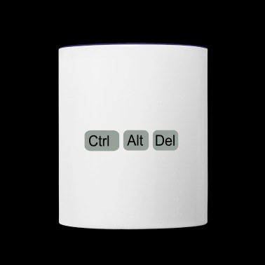 Windows - Contrast Coffee Mug