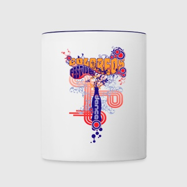 Coloreds festival - Contrast Coffee Mug