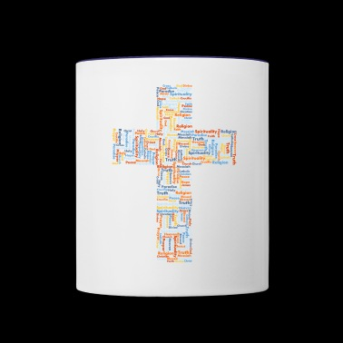 catholic - Contrast Coffee Mug