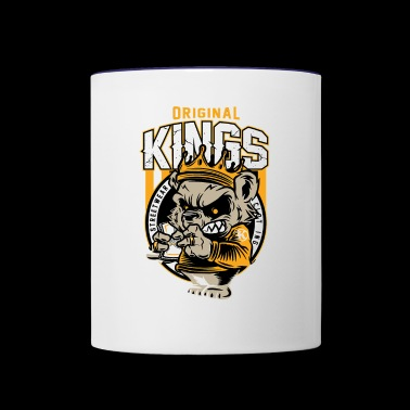 Kings - Contrast Coffee Mug