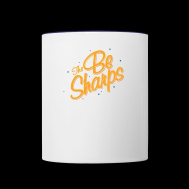 The Be Sharps - Contrast Coffee Mug
