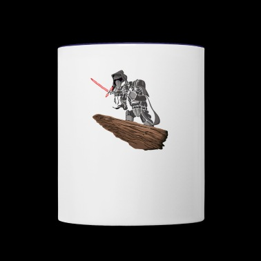 The Darth King - Contrast Coffee Mug