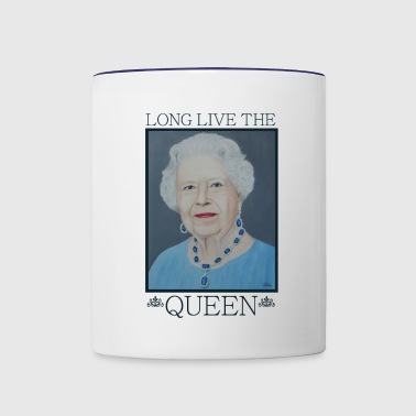 Queen Elizabeth II - Contrast Coffee Mug