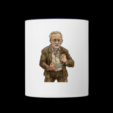 logan - Contrast Coffee Mug