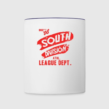 south division - Contrast Coffee Mug
