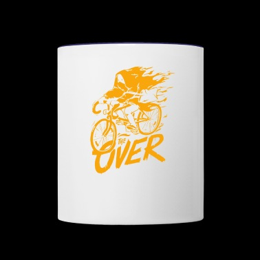 The Over - Contrast Coffee Mug