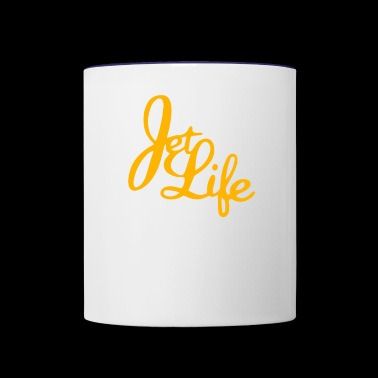 Jet Life Rap Music - Contrast Coffee Mug
