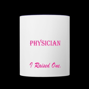 some people only dream of finding an amazing physi - Contrast Coffee Mug