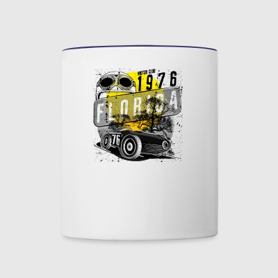 florida motor club - Contrast Coffee Mug