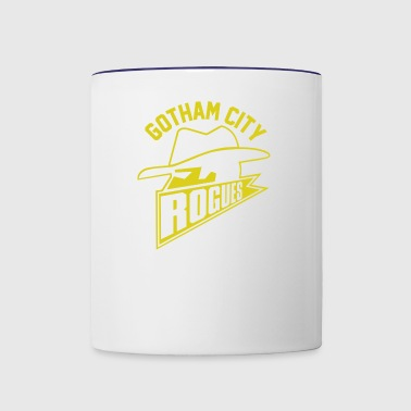 Gotham City - Contrast Coffee Mug