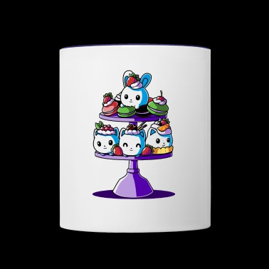 Lil Sweeties - Contrast Coffee Mug